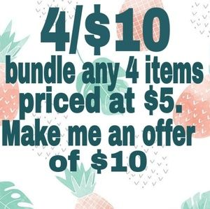 Tops - 4/$10